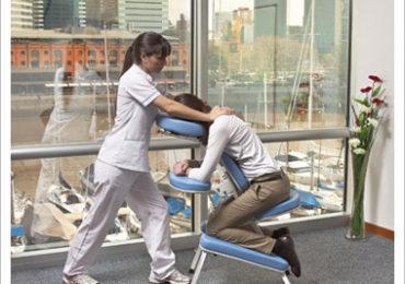 Que te aporta el masaje en silla ergonómica?